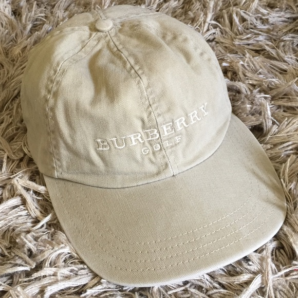 2ed607e84b0 Burberry Other - 🔥SALE TODAY ONLY🔥 Authentic Burberry Golf hat