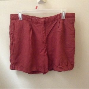 4 for $20 Burnt Red Shorts