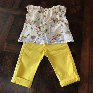 1 item worn Bonpoint France outfit
