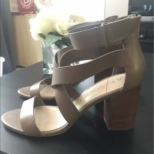 Sole Society strappy sandals