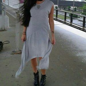 Flowy h&m dress in lavender