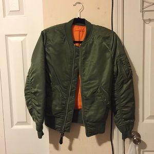 Alpha Industries Jackets & Blazers - Alpha Industries flight jacket