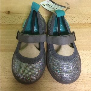 Chooze Other - Chooze Glow Silver Toddler 7 - Sparkle