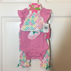 Baby Gear Other - ⬇️ BABY GEAR 4 PC SET 3-6 MONTHS NWT!