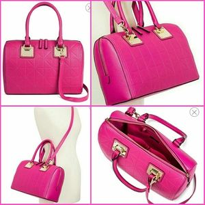 Handbags - Hot Pink ONE DAY SALE..