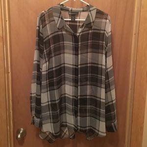 Lane Bryant Tops - Cute blouse