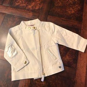 NWOT Juicy Couture baby jacket