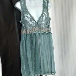 A'Reve Tops - A'reve Anthropologie boho style lace top