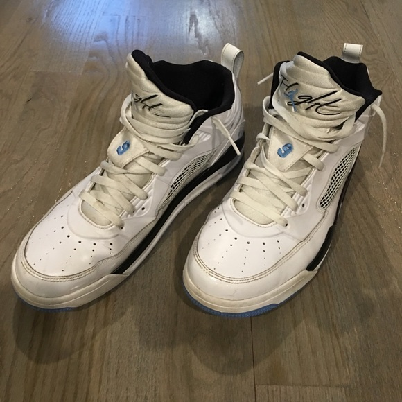 Air Jordan Flight 9 White shoes