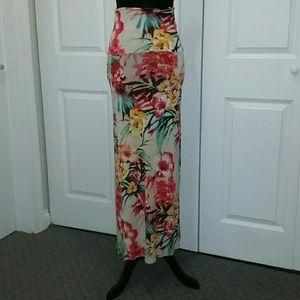 A3 Design Dresses & Skirts - Floral Maxi Skirt