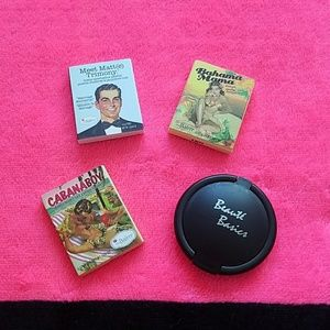 The Balm and Beaute Basics Other - The Balm  Beauty Bundle