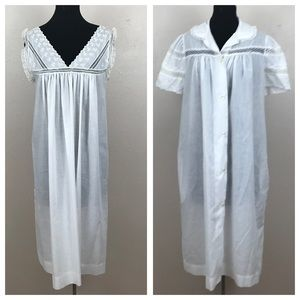 Christian Dior Other - Vtg Christian Dior nightgown and wrappper