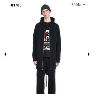 T by Alexander Wang Other - T by Alexander Wang Hooded Parka - NEW