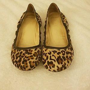 Cole Haan Shoes - Size 10 Cole Haan Leopard Print Ballet Flats!