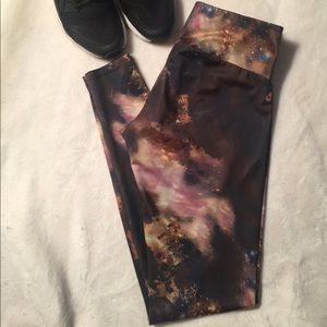 Onzie Sky leggings xs