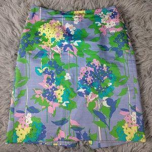 Tommy Hilfiger Dresses & Skirts - Tommy Hilfiger Preppy Floral Pencil Skirt