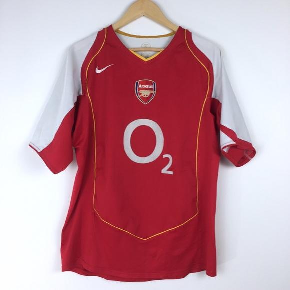wholesale dealer b6eb1 60a21 Nike Size XL Arsenal O2 Henry