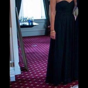JJs House Dresses - Long bridesmaid dress