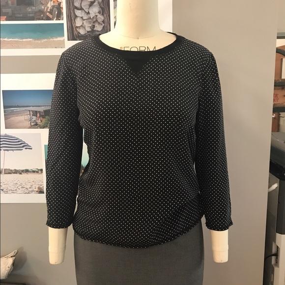 f4a1f199fb4749 Madewell Tops - 🌟🌟🌟Madewell Heart silk blouse tee