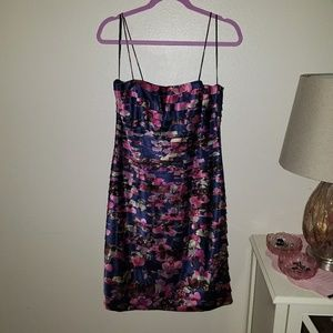 JS Collections Dresses & Skirts - Floral bodycon dress