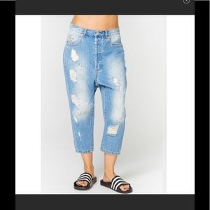 The Laundry Room Denim - 🎉HP 6/14🎉 Laundry room ripped bf Jean sz 26 NWT