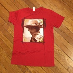 Other - VINTAGE BOB DYLAN MEDIUM SHIRT 1975-76