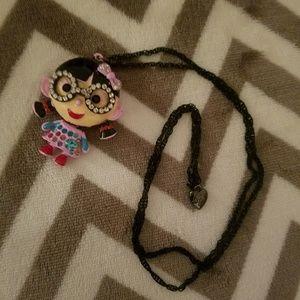Betsey Johnson Jewelry - Betsey Johnson pendant 🎉
