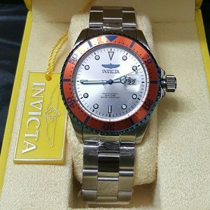 Invicta  Other - Weekend Sale,NWT Invicta ocean Stainless watch