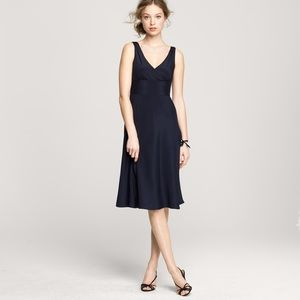 Jcrew Sophia dress, nwt, p0, black.
