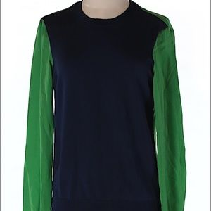 3.1 Phillip Lim for Target Tops - NWT 3.1 Phillip Lim for Target Mixed Media Blouse