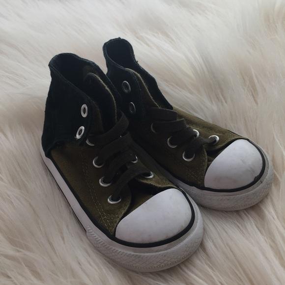 boys toddler shoes 8 converse