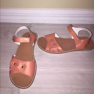 Pablosky Kids Other - Pablosky Kids Sandals Flowers Size 33 2.5
