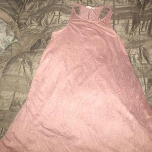 Full Tilt Dresses & Skirts - Cute pink dress/ one day sale