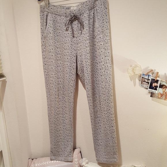 fbc45e909d83 Lou   Grey Pants - FINAL❤Lou   Grey Cute Eyelet Lounge Pants