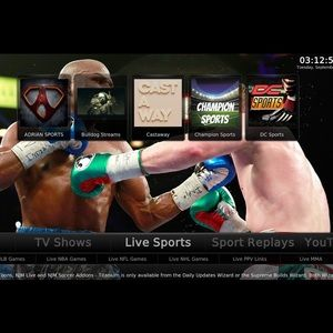 Kodi Firestick with Alexa Voice Remote Kodi Loaded