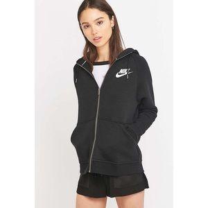 Nike Tops - Nike Black Zip Up Hoodie