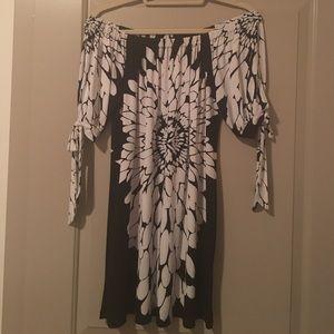 Veronica M Floral Dress