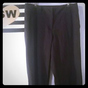 New York & Company Pants - NEW YORK & CO. LONG CAREER SLACKS 8 DK GRAY