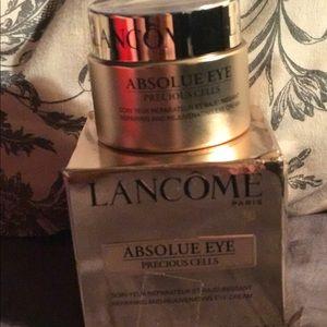 Lancome Makeup - NIB Lancôme Precious Cells Eye Cream