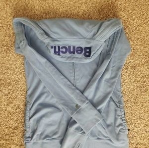 Bench Tops - Bench Ladies long sleeve long zip top size XL
