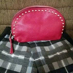 Rebecca Minkoff Bags - 🆕Rebecca Minkoff red leather pouch