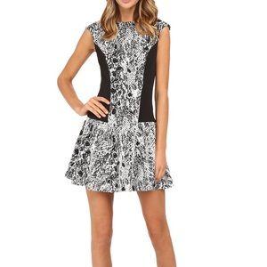 Ted Baker Dresses & Skirts - Ted Baker Snake Jacquard Jersey Dress