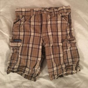 Calvin Klein Jeans Other - Calvin Klein Adjustable Waistband Plaid Shorts
