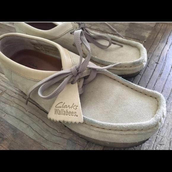 Vintage Clarks Shoes 55