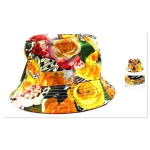 Bouquet Bucket Hat