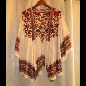 Tops - Boho chic cover up