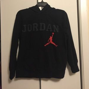Jordan Other - Boys Jordan hoodie size large