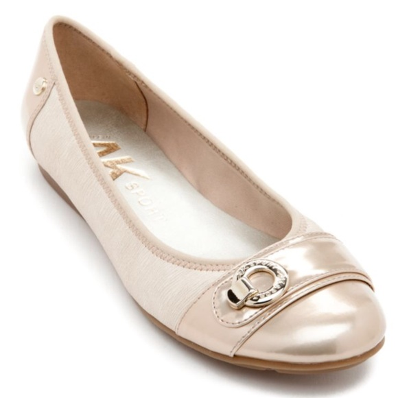 Cream Women Sport Shoes