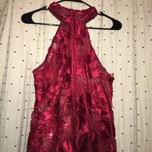 d28b6ad7b7d WINDSOR Dresses - Windsor Kalea Burgundy Fiery Sunset Dress