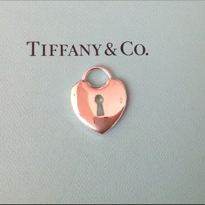 Tiffany & Co. Jewelry - Tiffany & Co. Medium Heart Lock Pendant